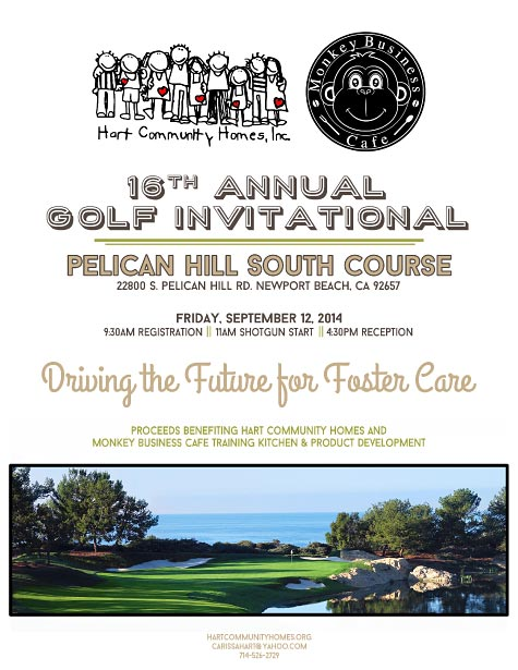 16th Annual Golf Tournament